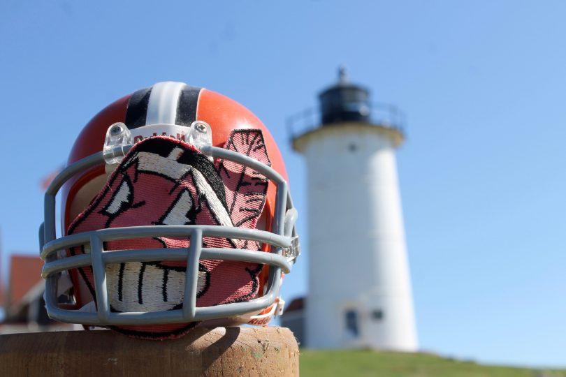 Cleveland Fan On Cape Cod