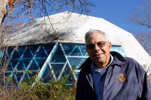 Joel Peterson, who owned the Dome