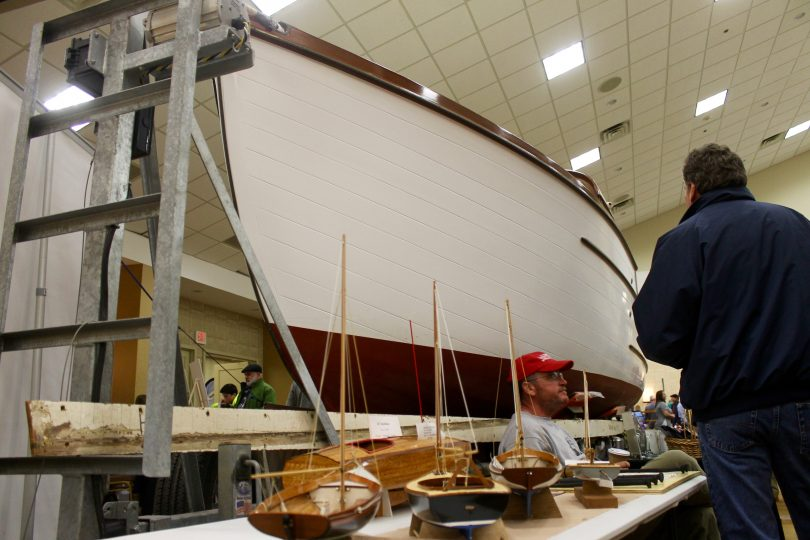 Cape Cod Boatbuilders Show