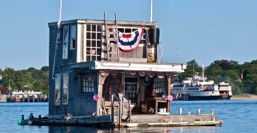 Woods Hole Houseboats