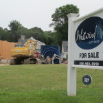 Westwind Cottages, a development by Chappy LLC, in West Falmouth.
