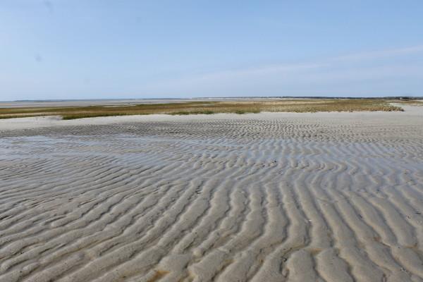 Low Tide At Skaket Beach A Slideshow