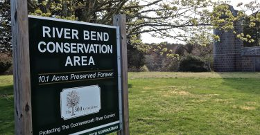 River Bend Conservation Area, Falmouth