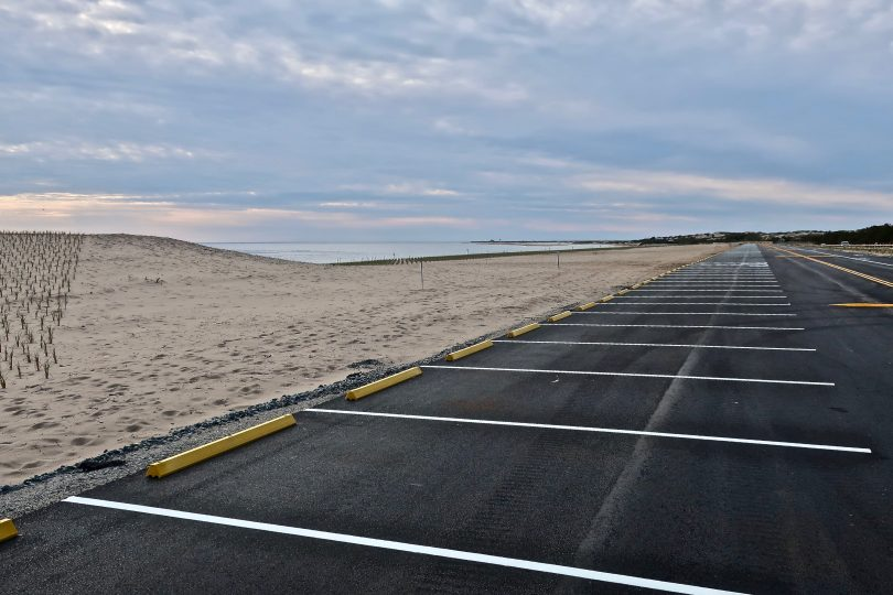 New Herring Cove Parking Lot