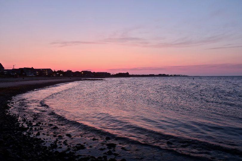 Falmouth Height sunrise