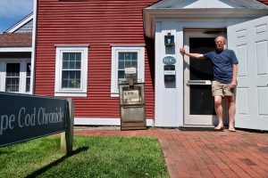 A story on Cape Cod journalism